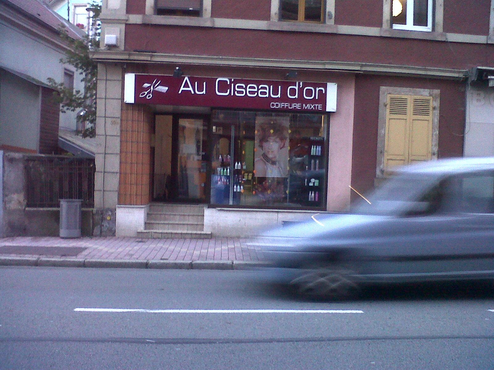 Au Ciseau D'or