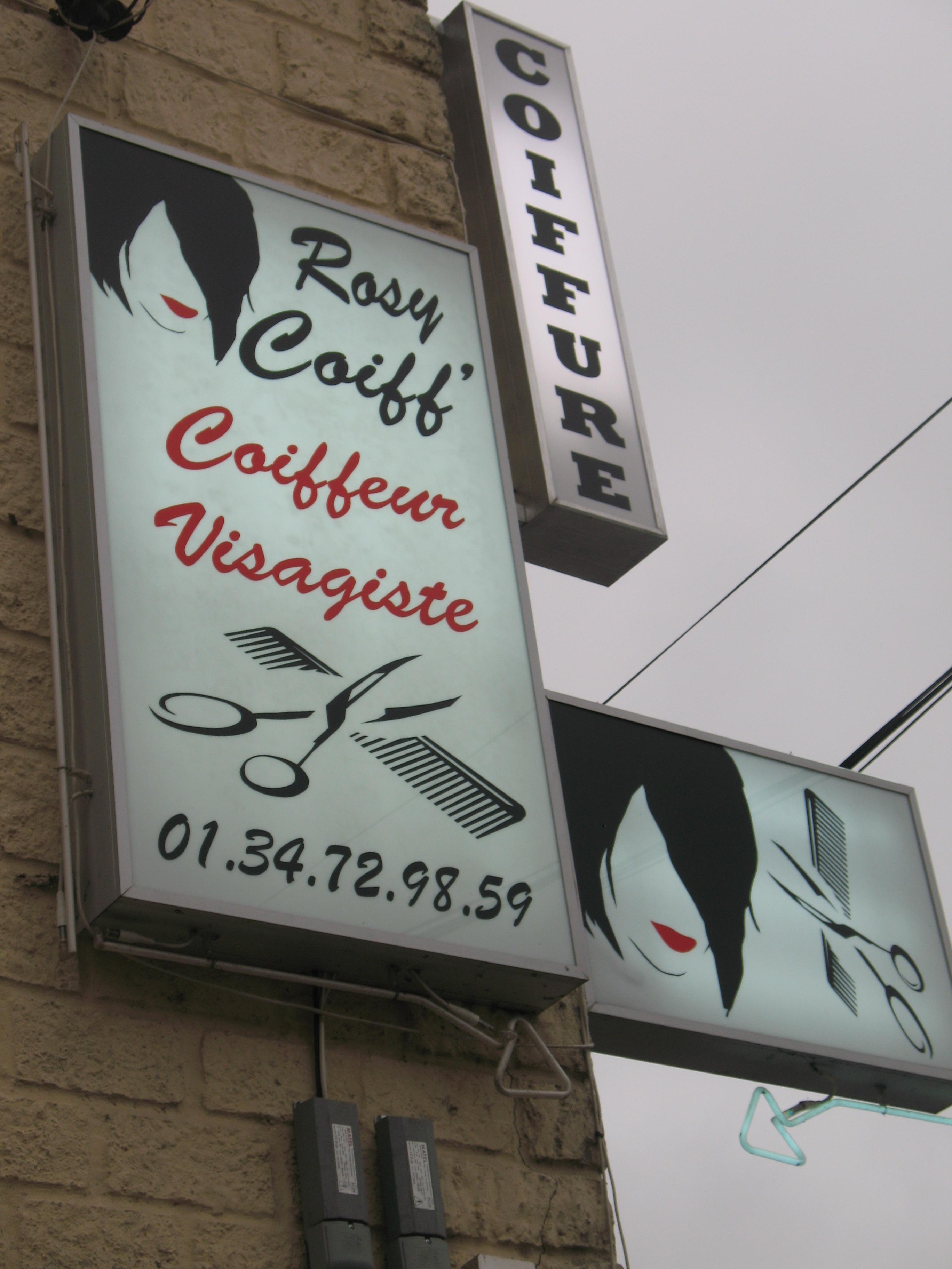 Rosy Coiff