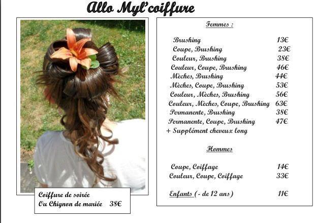 Allo Myl'Coiffure