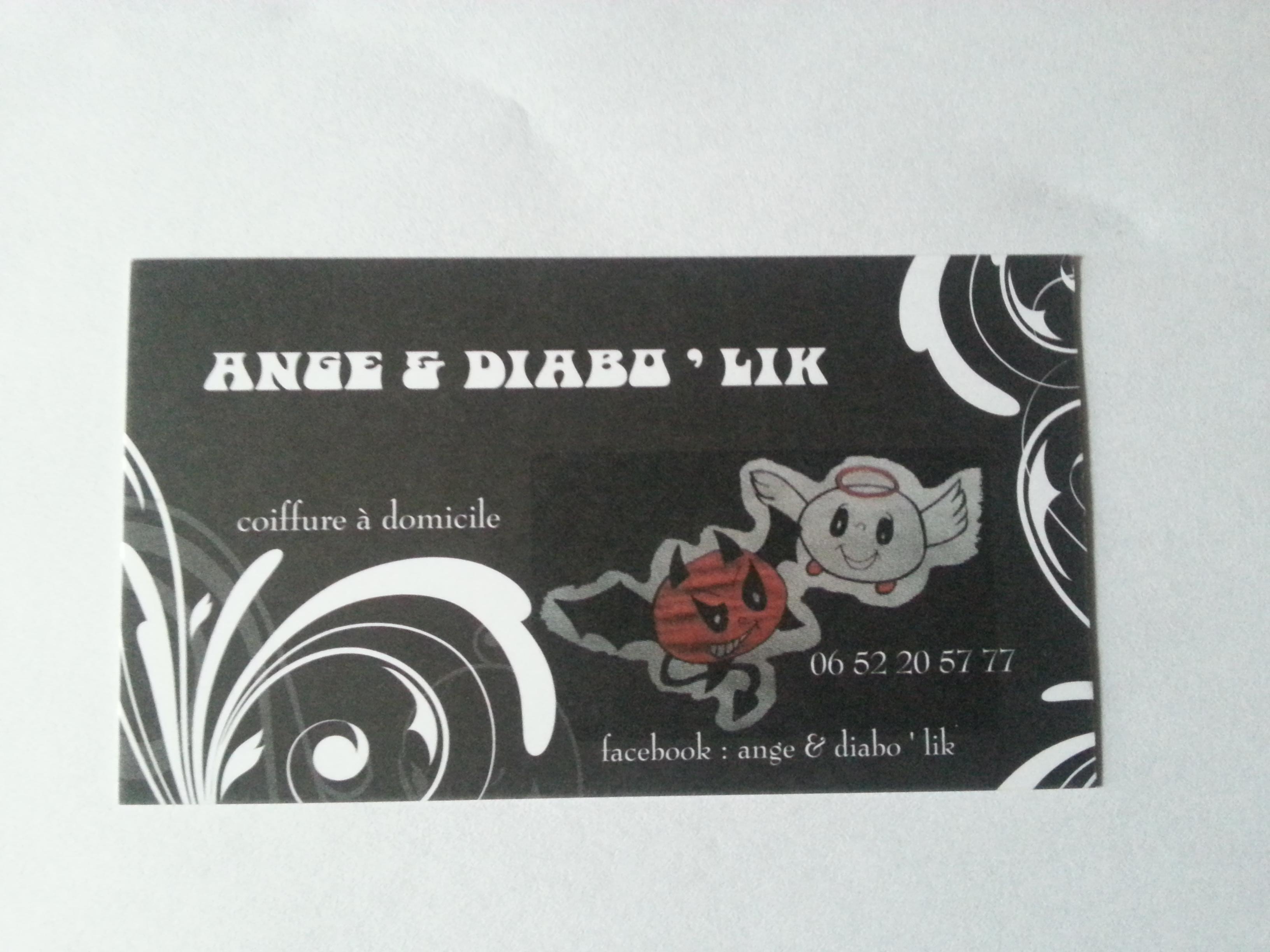 Ange & diabo'lik