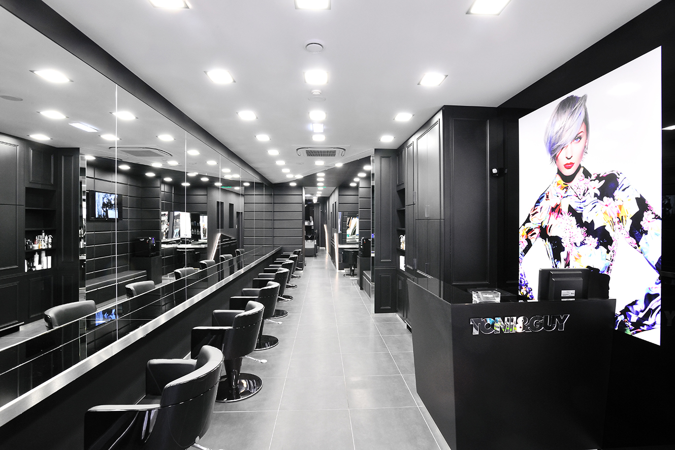 Toni guy st germain paris 06 avis tarifs horaires t l phone - Salon de coiffure luxe paris ...