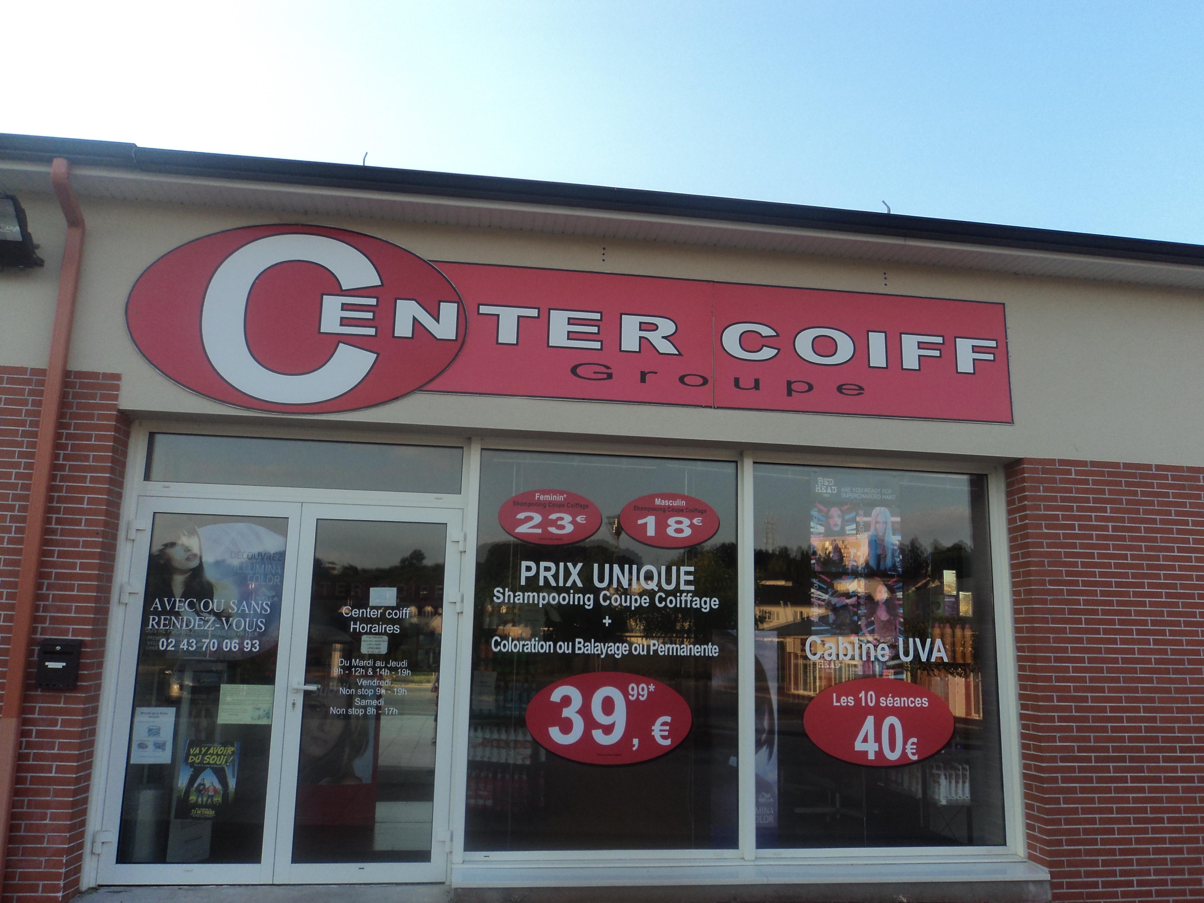 Center Coiff'