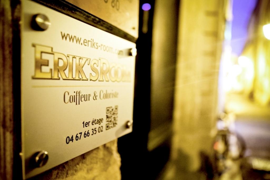 Erik's Room