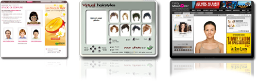 coiffure virtuelle gratuit - Logiciel Coloration Cheveux Gratuit