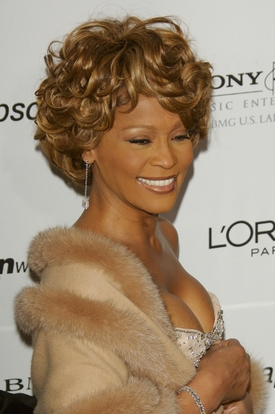 Coiffure Whitney Houston