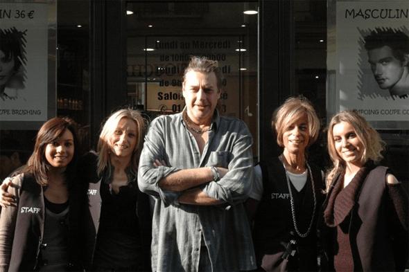 Nathalie salon espace coiffure paris paris 17 paroles - Ouvrir un salon de coiffure sans diplome ...