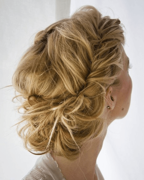 Chignon,destructure