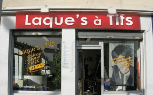 Meilleurs jeux de mots des salons de coiffure coiffeur humour - Salon de coiffure qui recherche apprenti cap ...