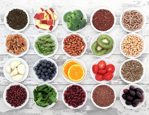 fruit riche en proteine
