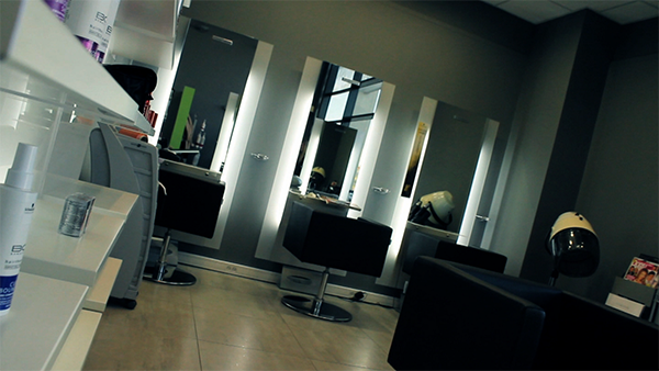 Style up coiffure lunel