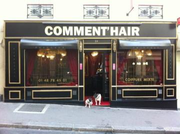 Comment'Hair Paris 09