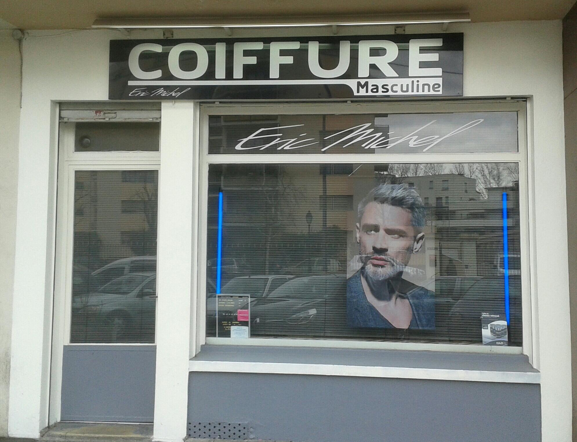 Coiffure Masculine Eric Michel Grenoble