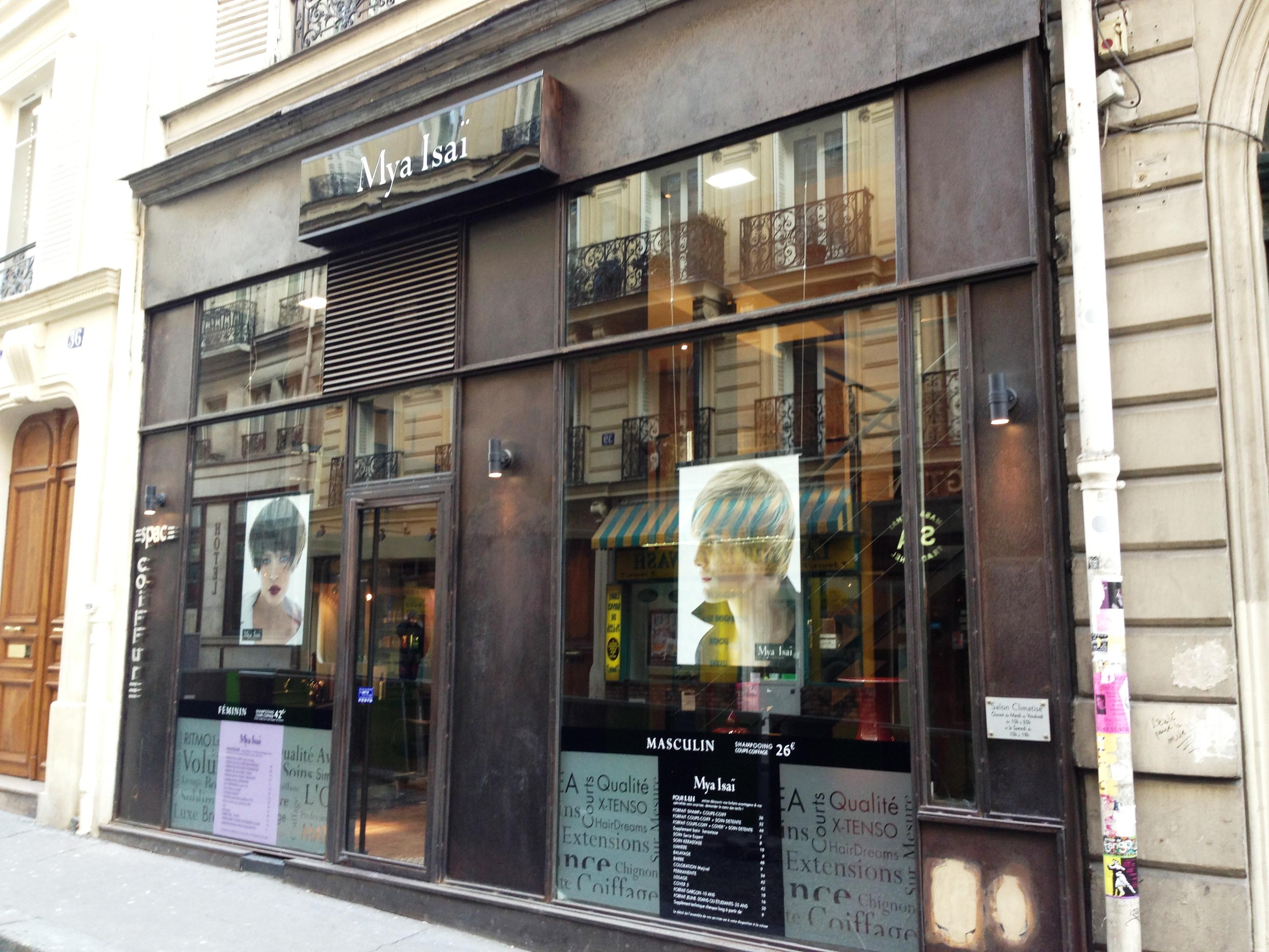Mya Isaï Paris 09
