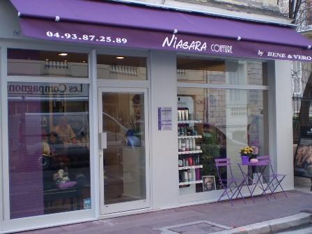Niagara coiffure nice avis tarifs horaires t l phone - Salon de coiffure afro ouvert le dimanche ...
