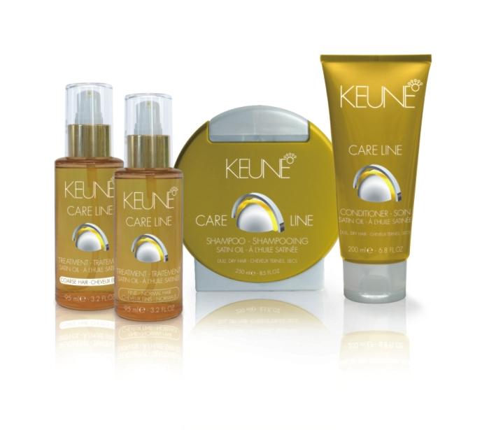 Keune Care Line Satin Oil