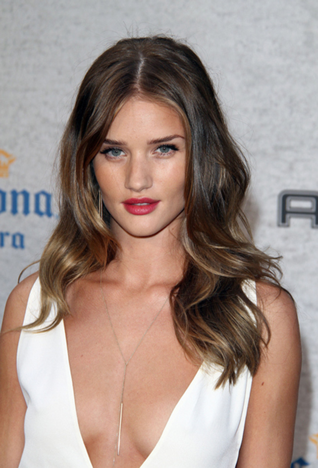 Rosie Huntington-Whiteley bronde