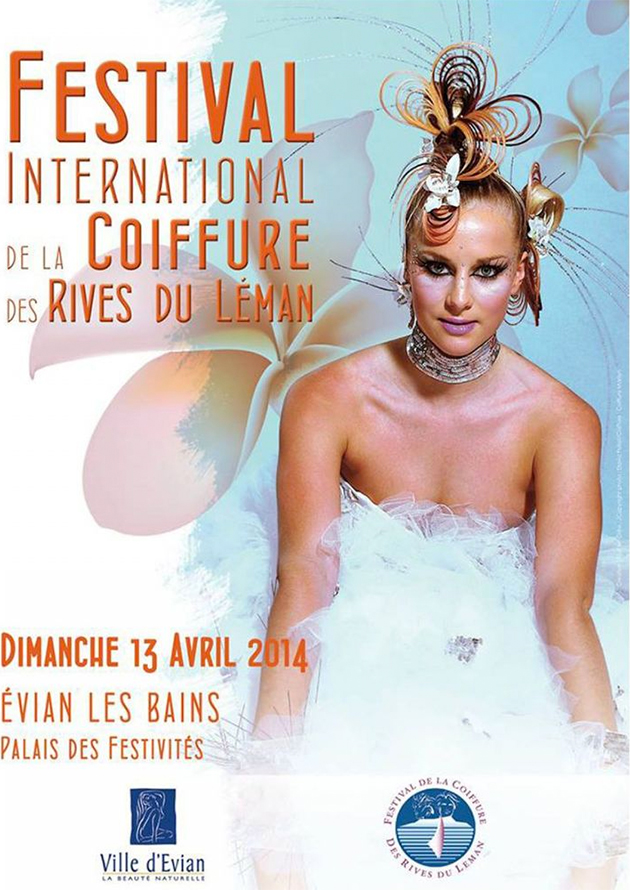 Festival International de la Coiffure des Rives du Léman - 13 Avril 2014