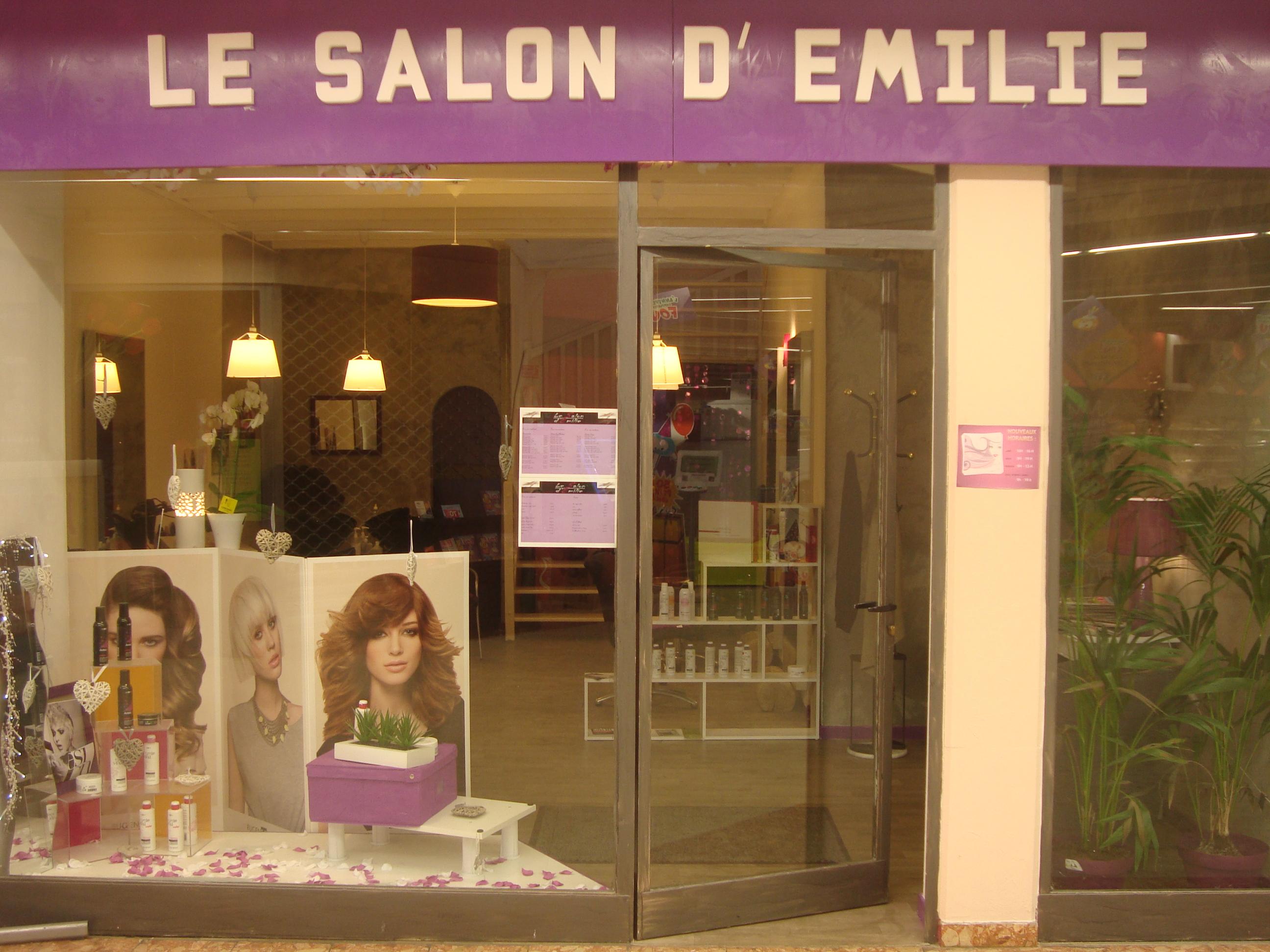 Le salon d 39 emilie aubenas avis tarifs horaires t l phone - Salon de coiffure bussy saint georges ...