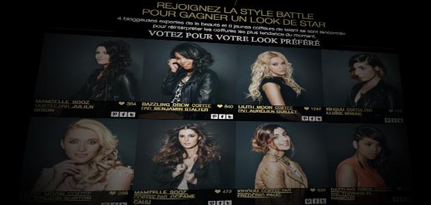 L'Oréal professionnel Style Battle