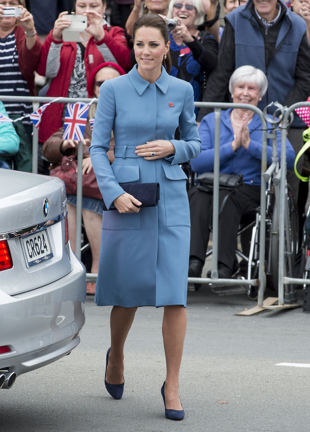Kate Middleton queue de cheval