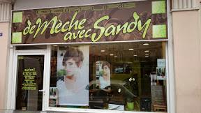 De mèche avec Sandy à Lisieux