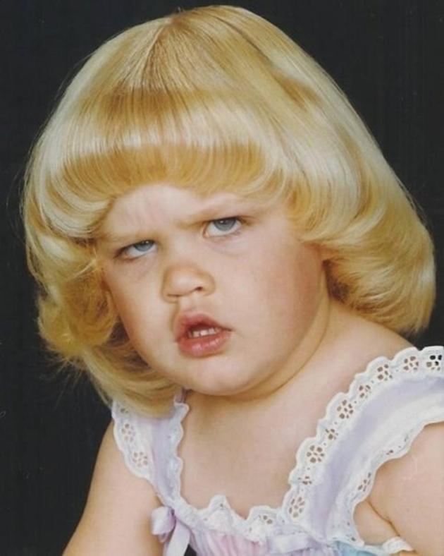 Pires photos de coupes de cheveux pour les enfants