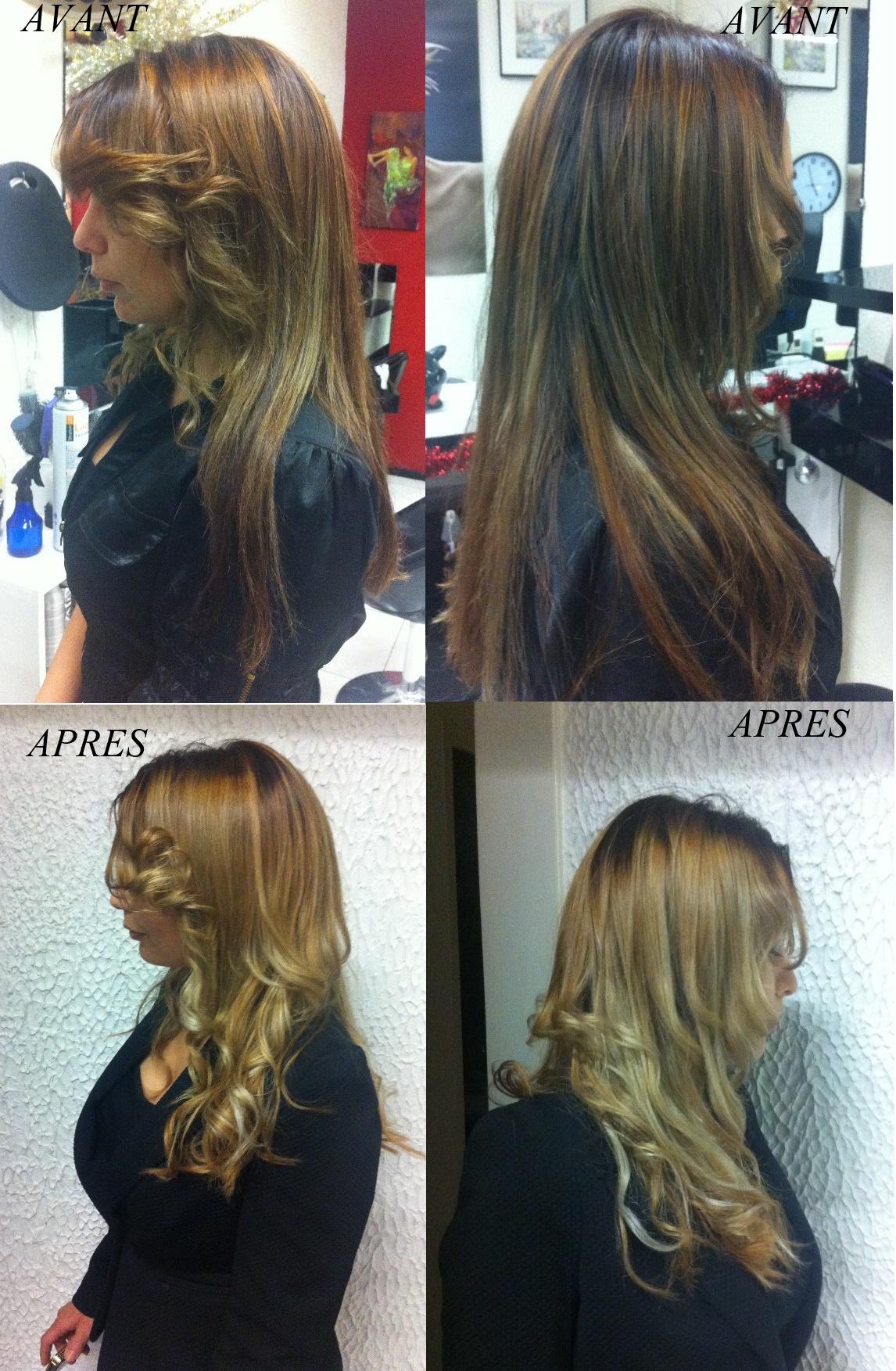 Sandy coiffure à Bordeaux