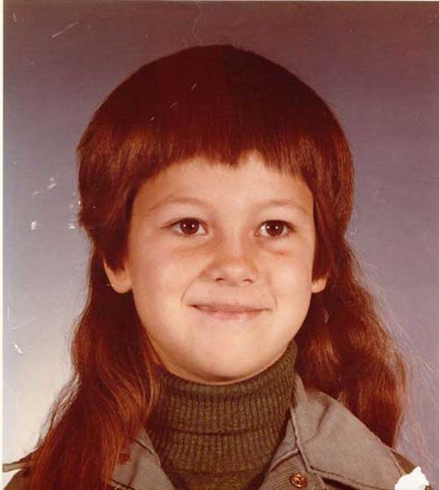 Coupe cheveux horrible enfant