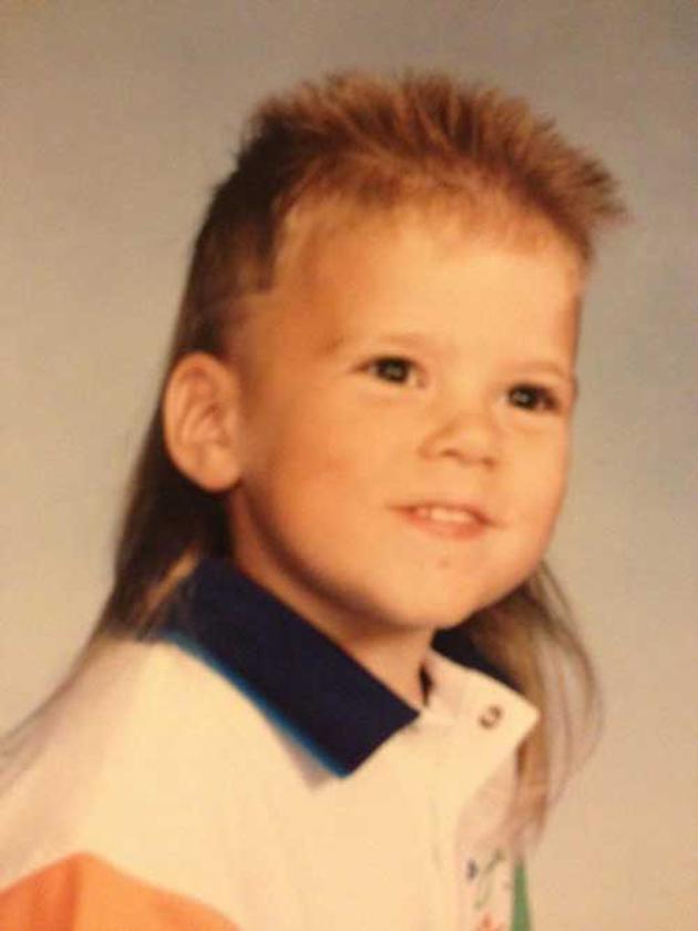 Coupe cheveux enfant horrible