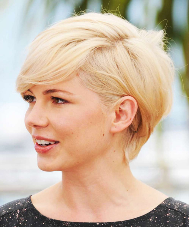comment coiffer pixie cut