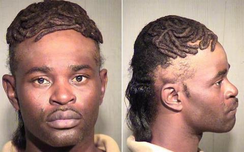 Coupe de cheveux ridicule