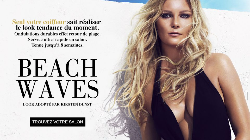 Beach Waves L'Oréal professionnel