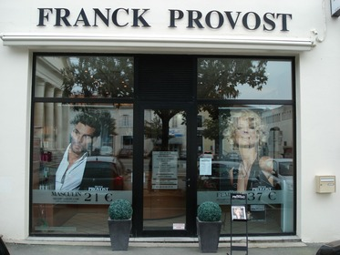 Tarifs franck provost coiffeur for Tarif salon franck provost