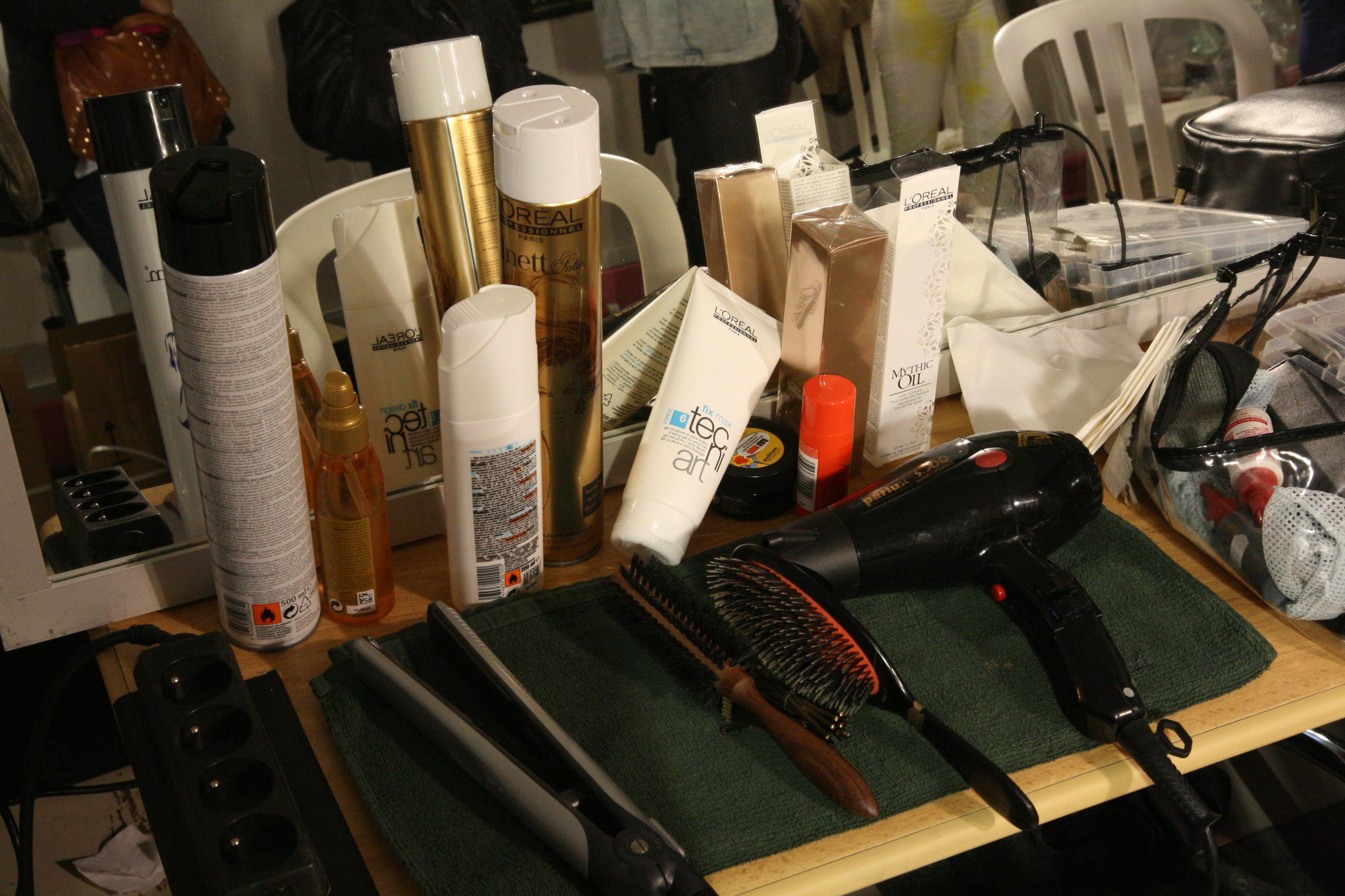 Quel est le mat riel n cessaire pour passer son cap for Materiel salon de coiffure occasion