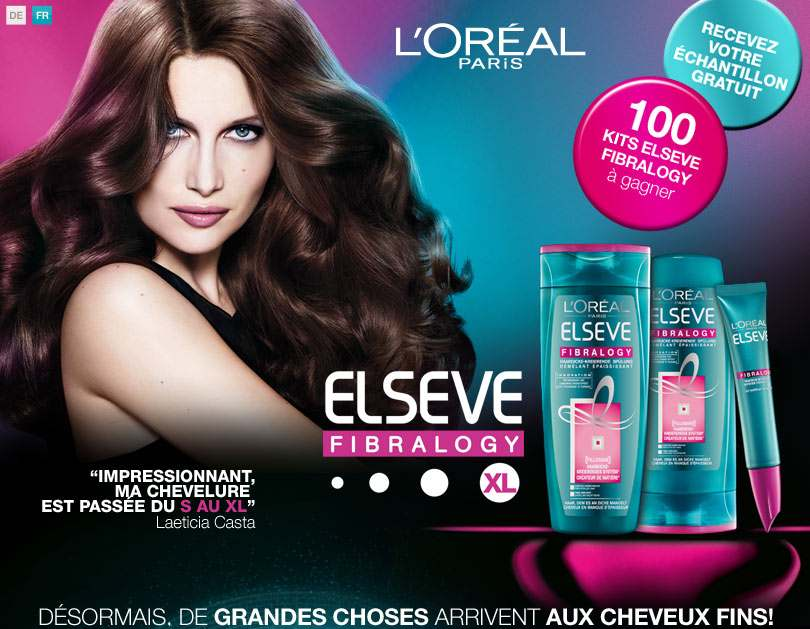 Elseve Fibralogy L'Oréal Paris