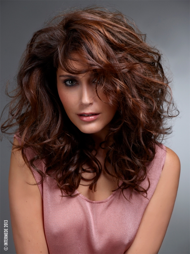 coiffure ad fin du ramadan - Coloration Marron Pralin
