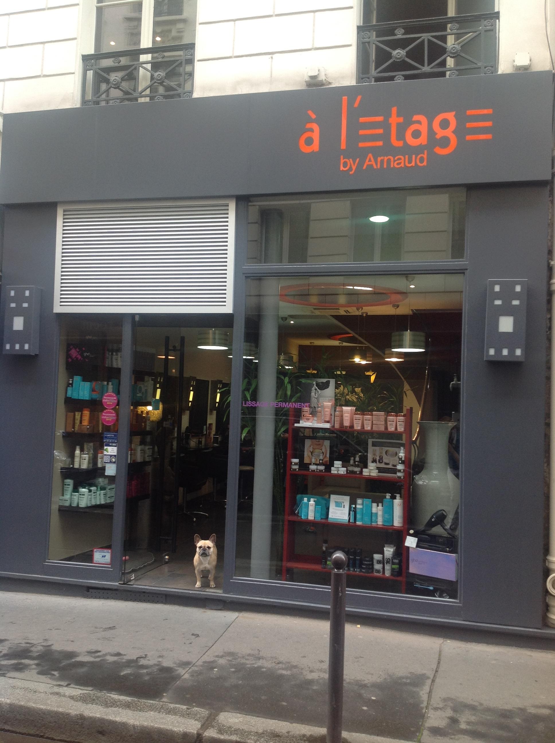 A l'Etage by Arnaud Paris 09