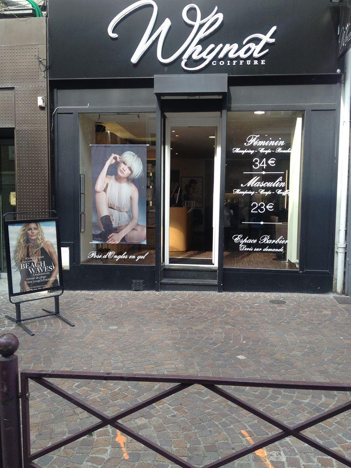 Why not coiffure Lille - Avis Tarifs Horaires Tu00e9lu00e9phone
