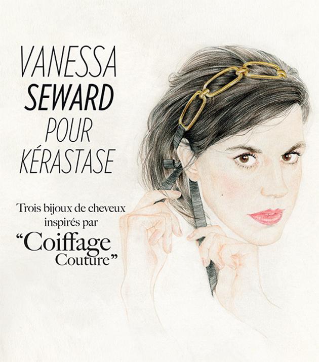 Vanessa Seward bijoux cheveux