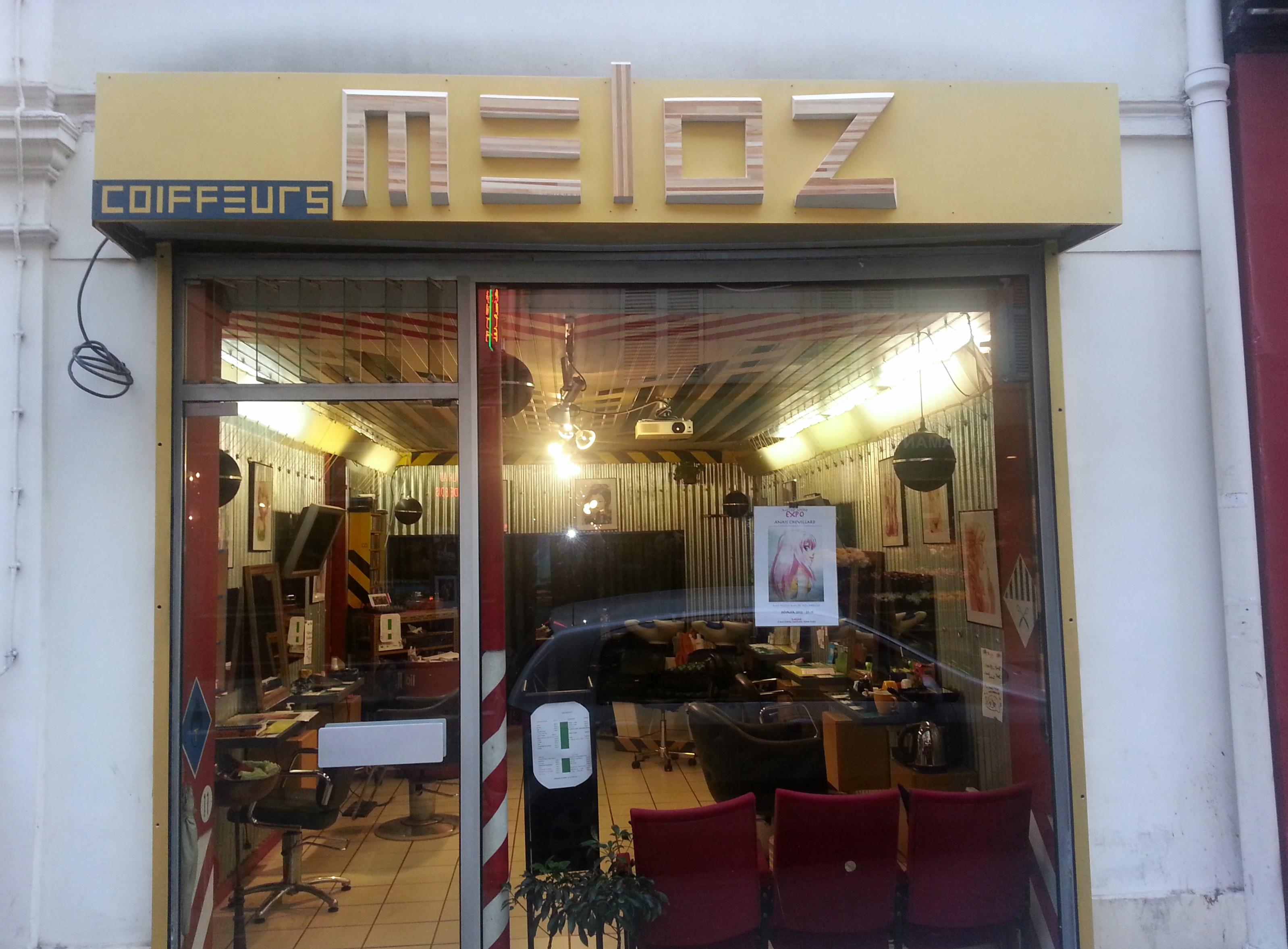 Meloz coiffeur paris 09 avis tarifs horaires t l phone for Salon de coiffure ouvert le dimanche paris