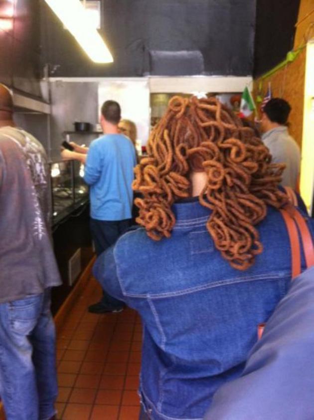 Pires coupes de cheveux