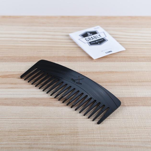 peigne barbe vinyle