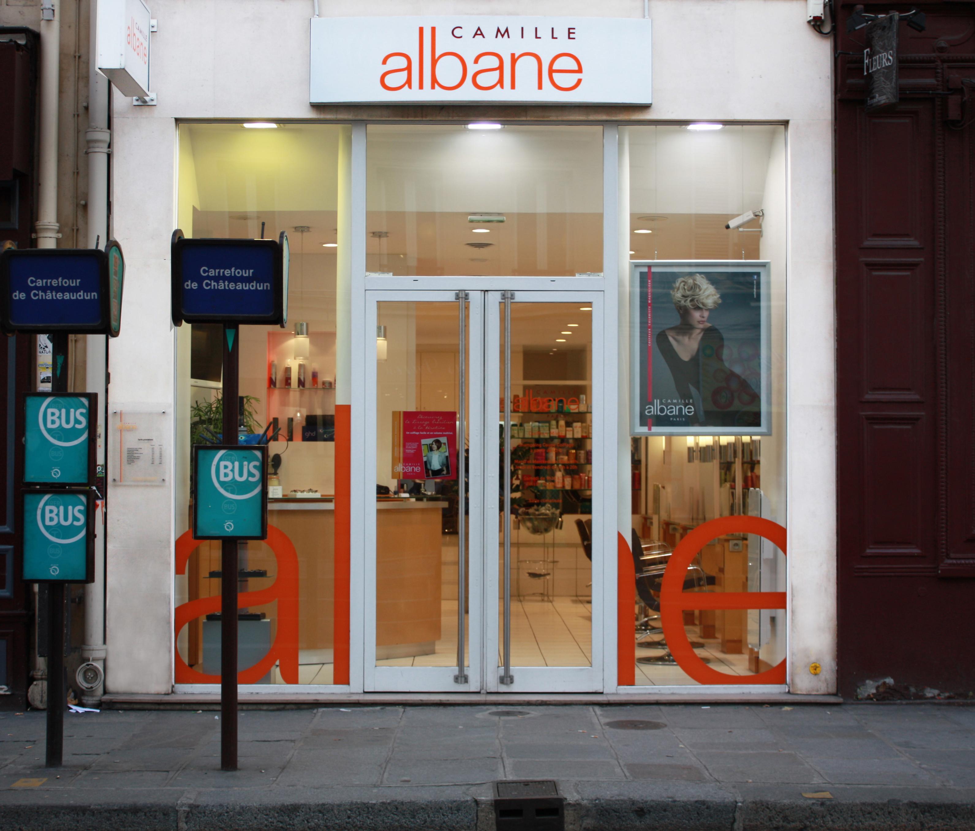 Camille Albane Châteaudun à Paris 09