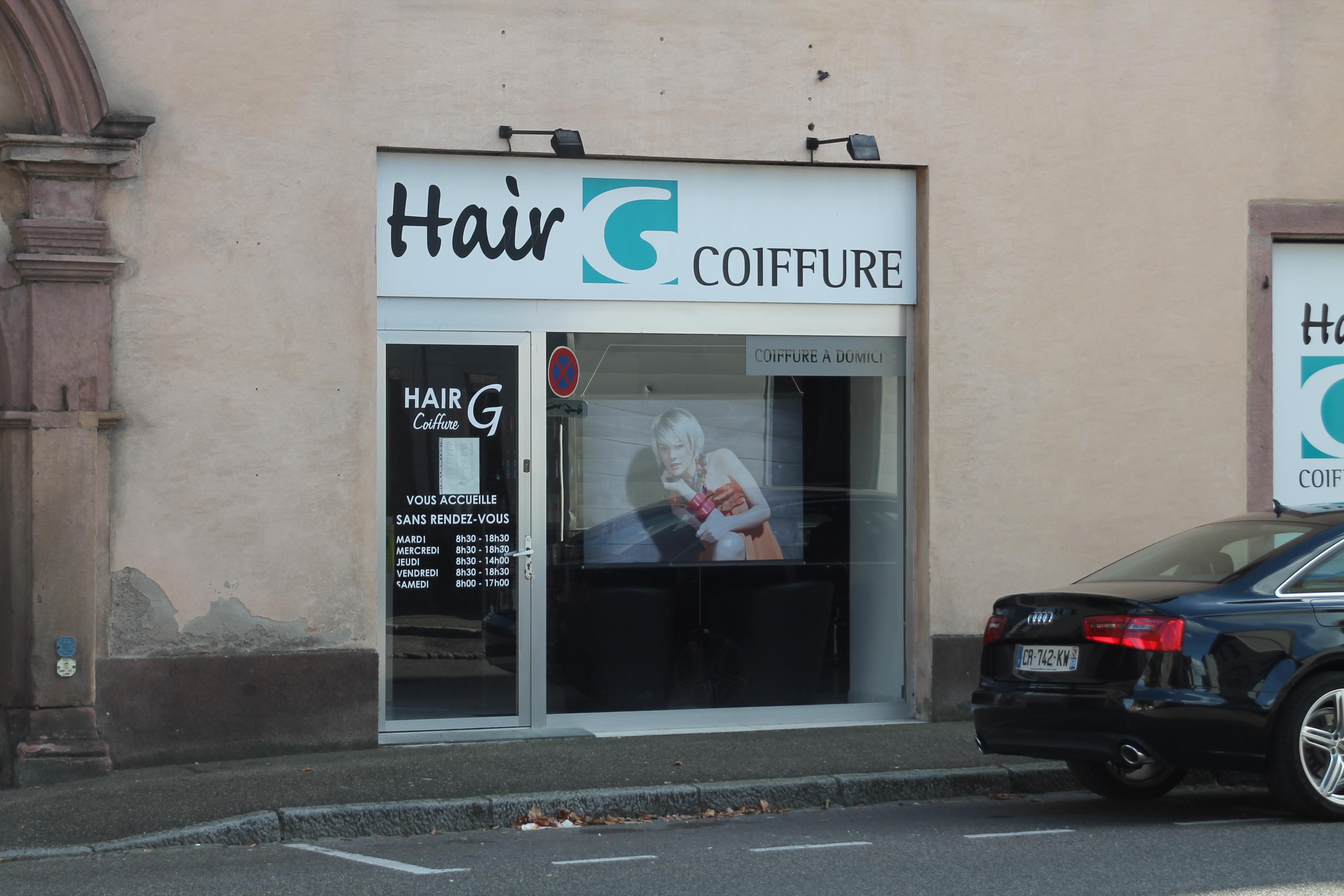 Hair g coiffure
