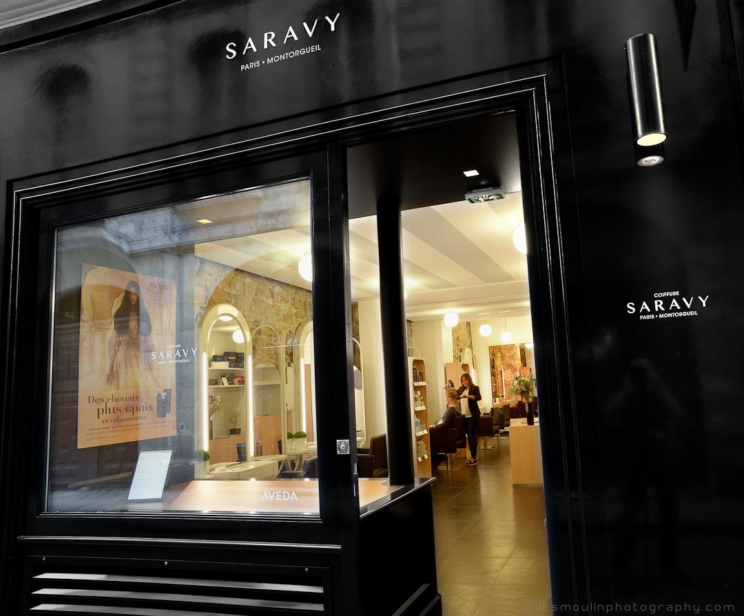 Saravy Paris Montorgueil à Paris 02