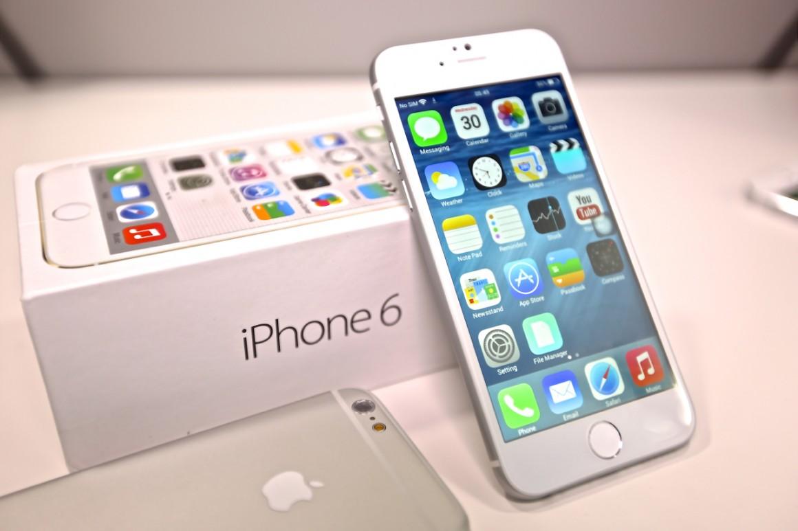 iPhone 6 arrache poils