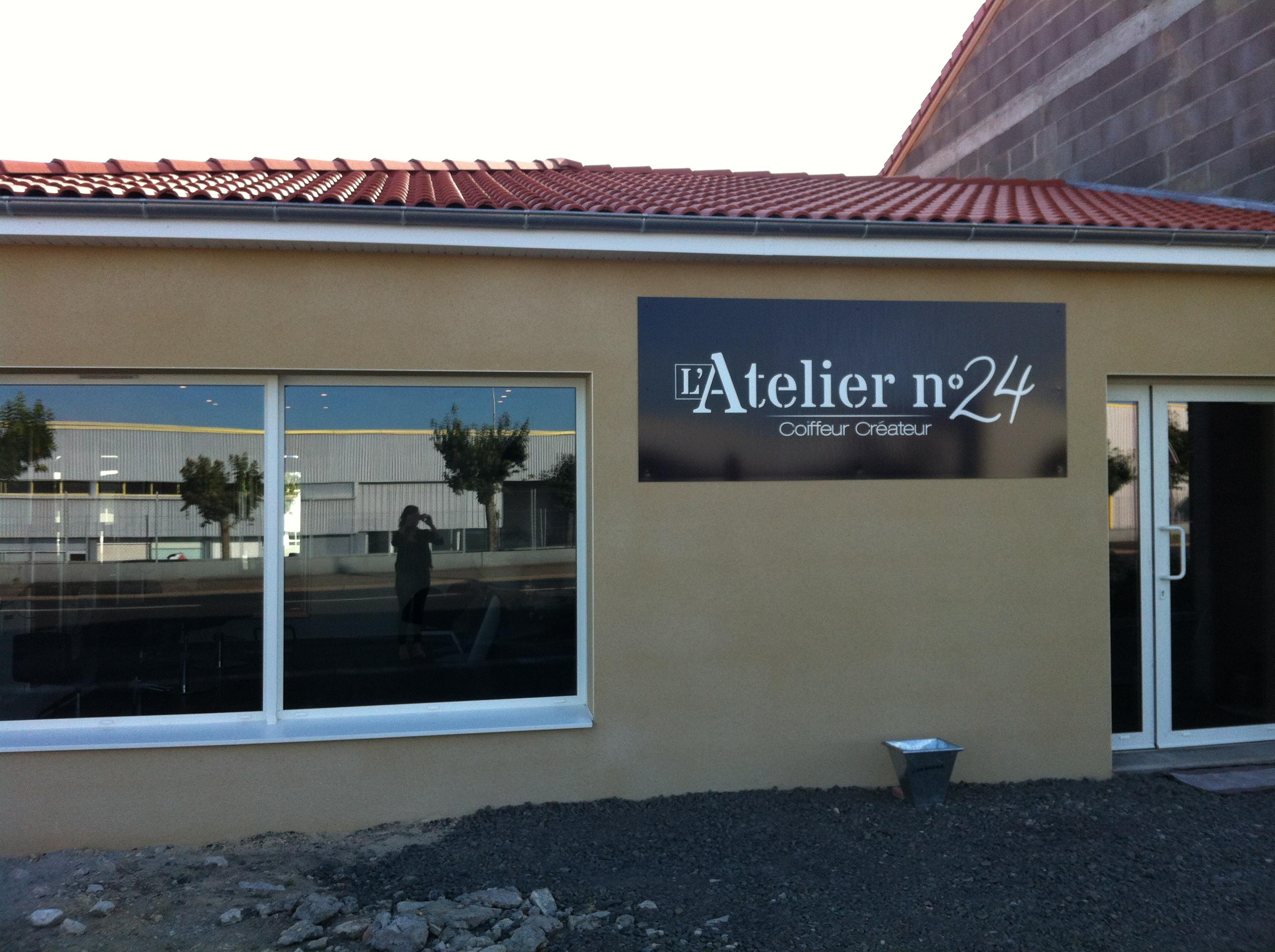L'Atelier N°24 à Cournon-d'Auvergne