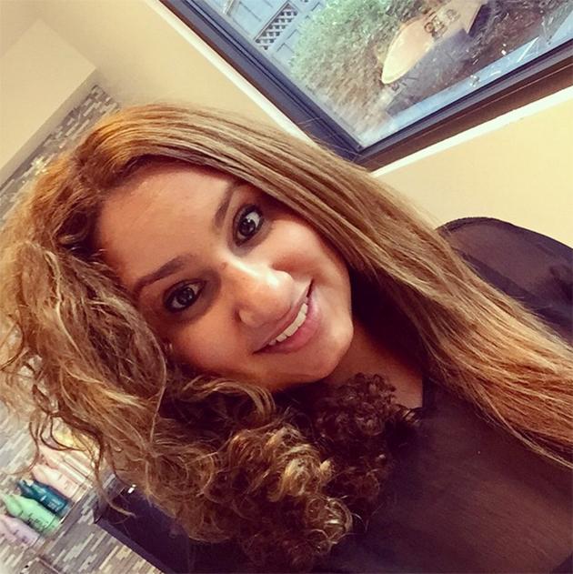 Cheveux fri3sés