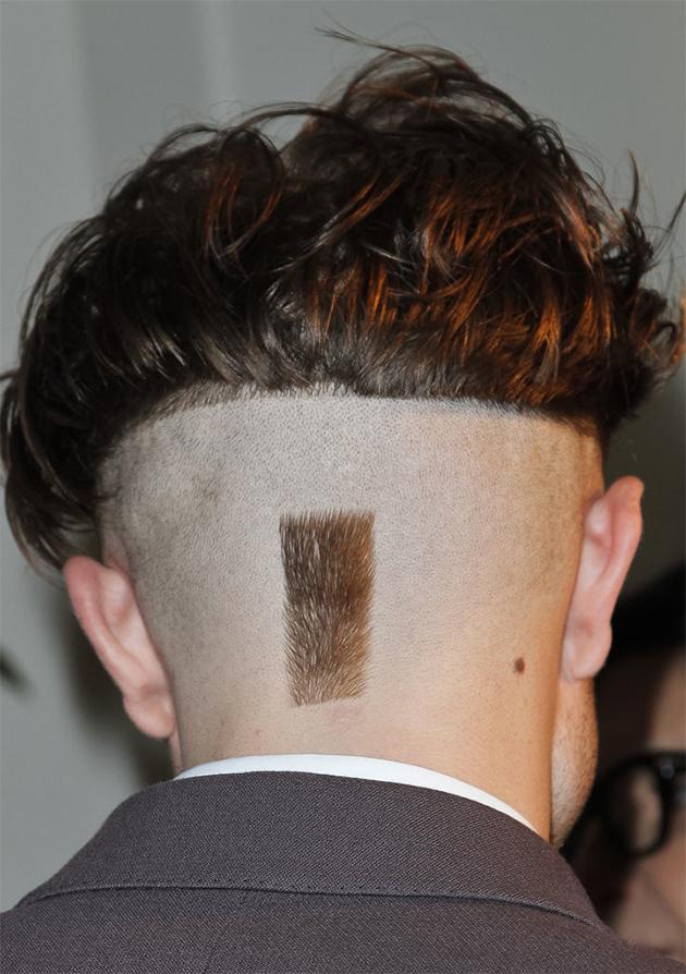 Robert Pattinson Nouvelle coiffure