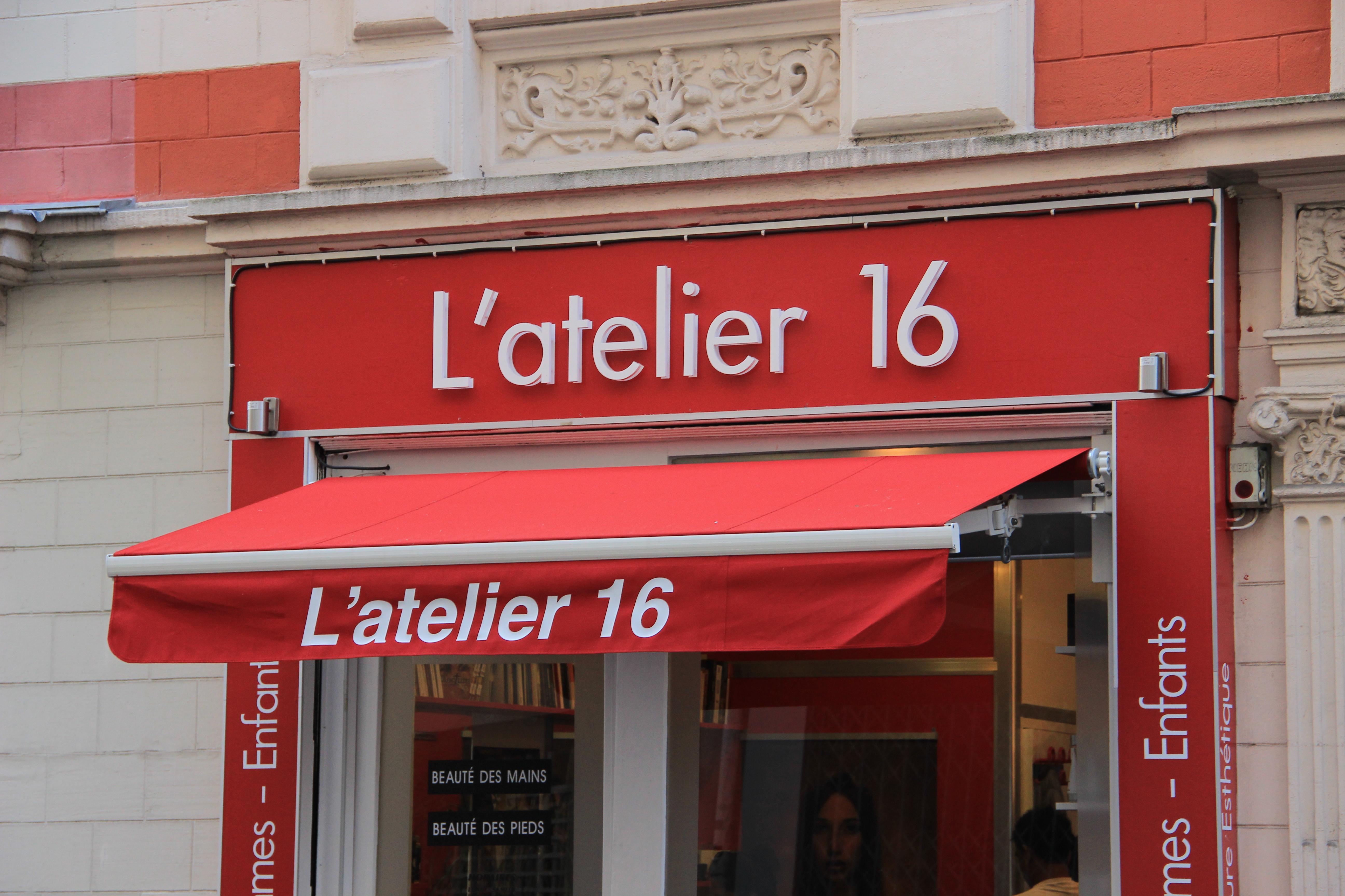 L'Atelier 16